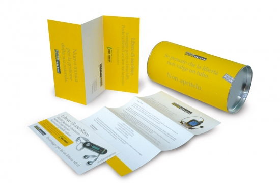 Packaging mailing Psion